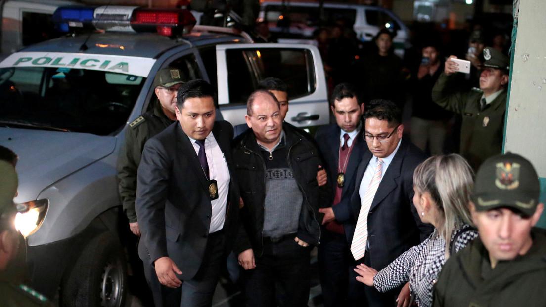 Ordenan la prisión preventiva por seis meses para Carlos Romero, exministro de Gobierno de Evo Morales en Bolivia