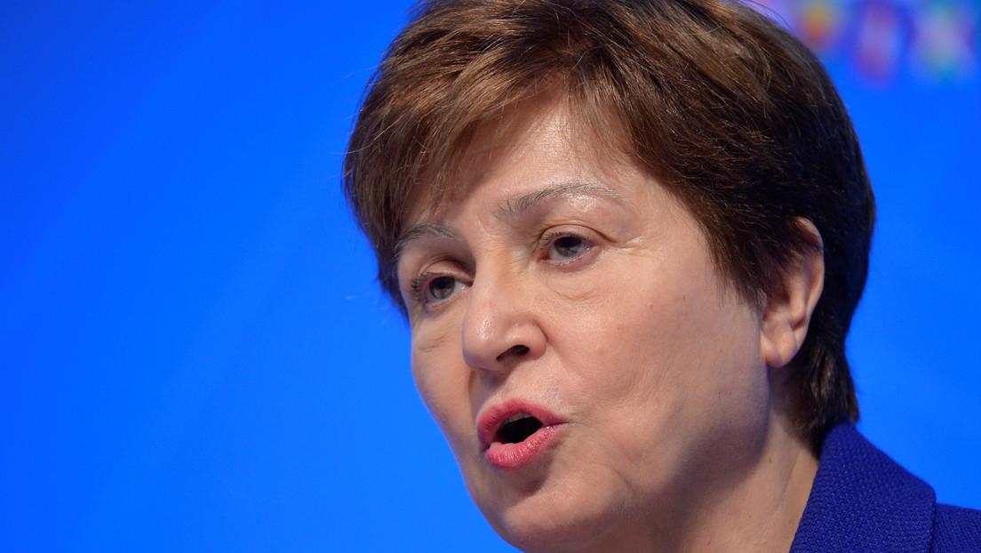 """La directora del FMI afirma que hay una """"interacción constructiva"""" con el nuevo Gobierno de Argentina"""