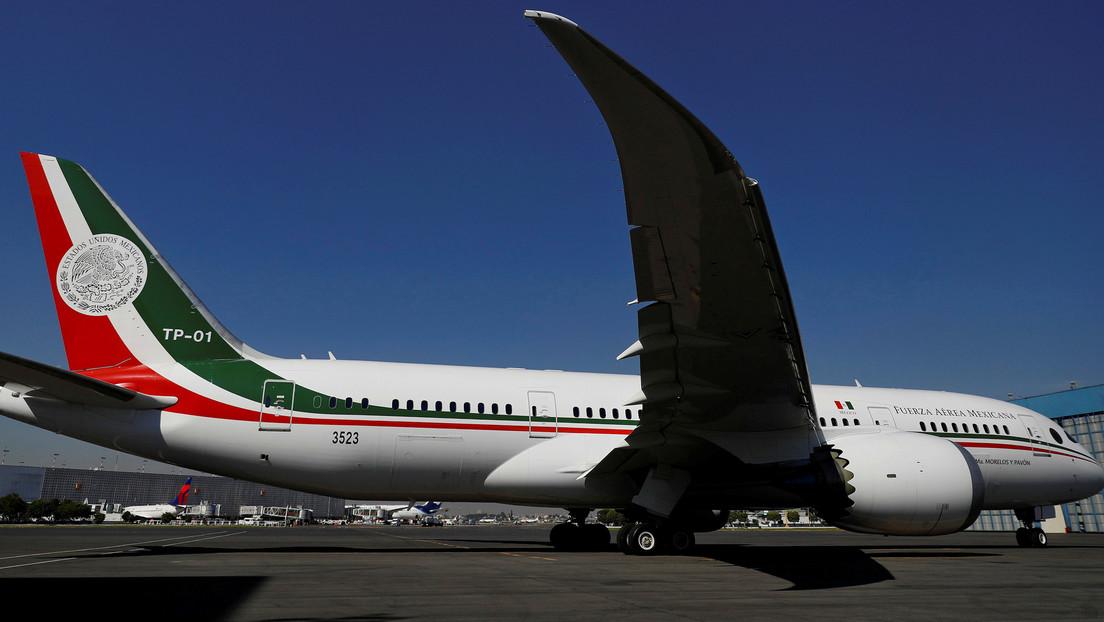López Obrador propone sortear el avión presidencial y los mexicanos 'enloquecen' con la idea de ganárselo