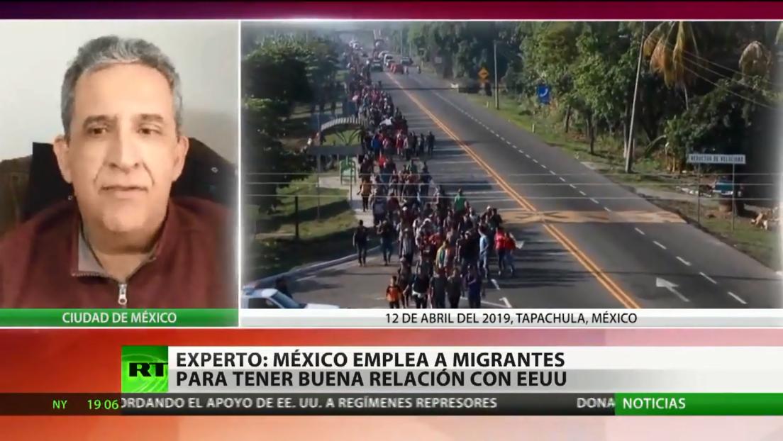 Experto: México brinda empleos a inmigrantes para tener buena relación con EE.UU.