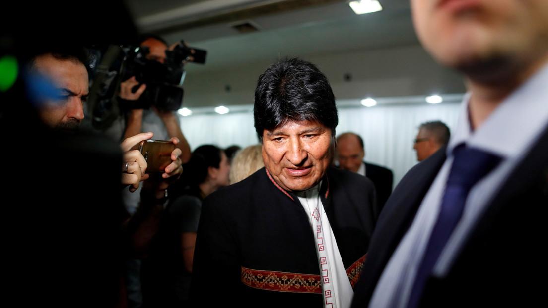 """Evo Morales: """"Fue mi error competir por el cuarto mandato, pero así lo decidió el pueblo de Bolivia"""""""