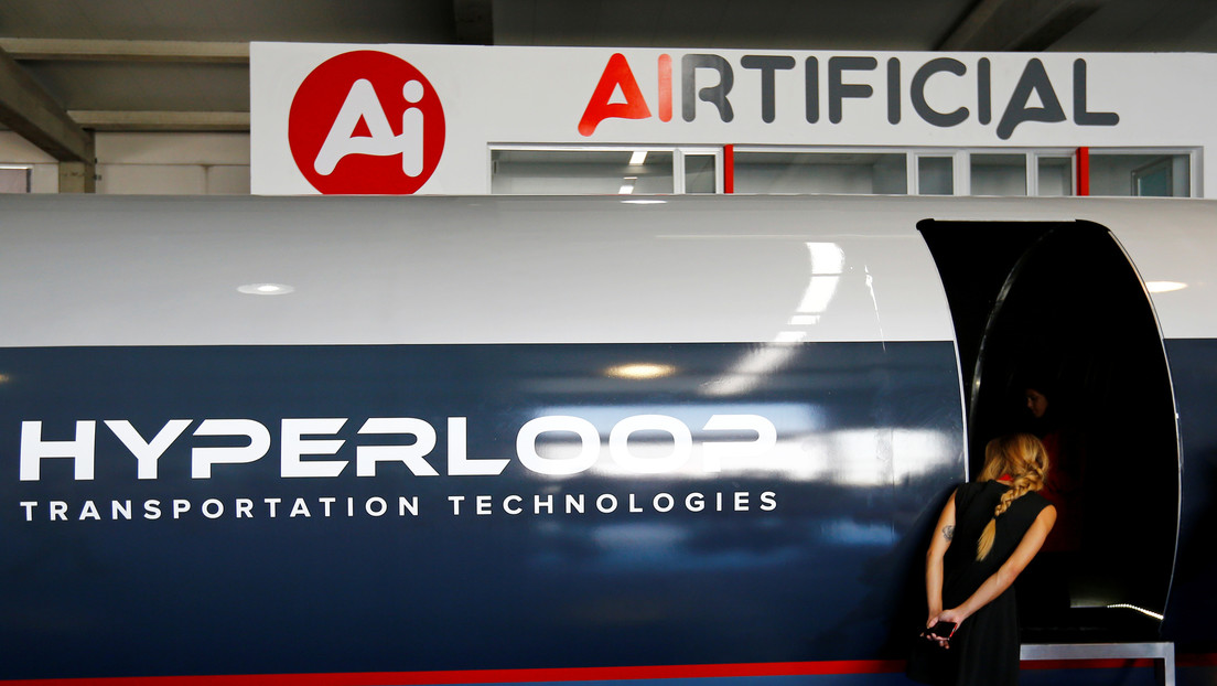 India suspende la construcción de la primera línea del tren superveloz Hyperloop hasta que sea realizado en el extranjero