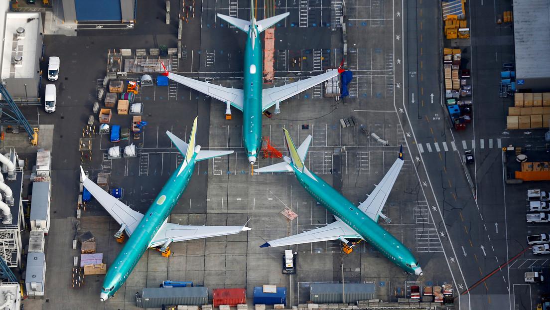 Boeing reescribirá completamente el 'software' para sus modelos 737 MAX