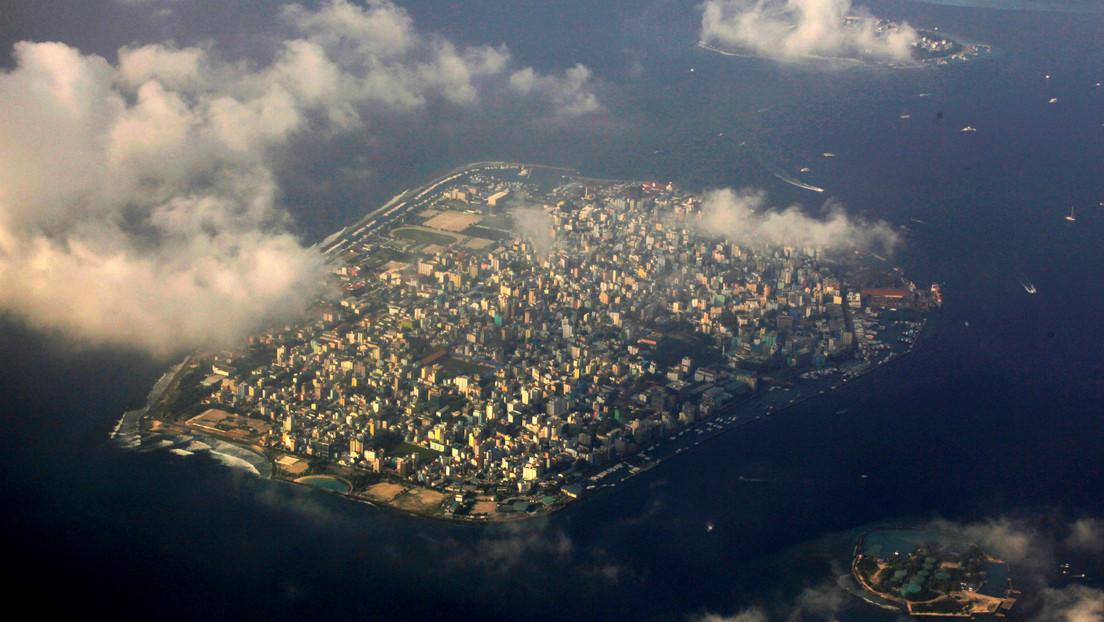 Algunas islas de las Maldivas corren el riesgo de hundirse por completo a la espera de una solución urgente