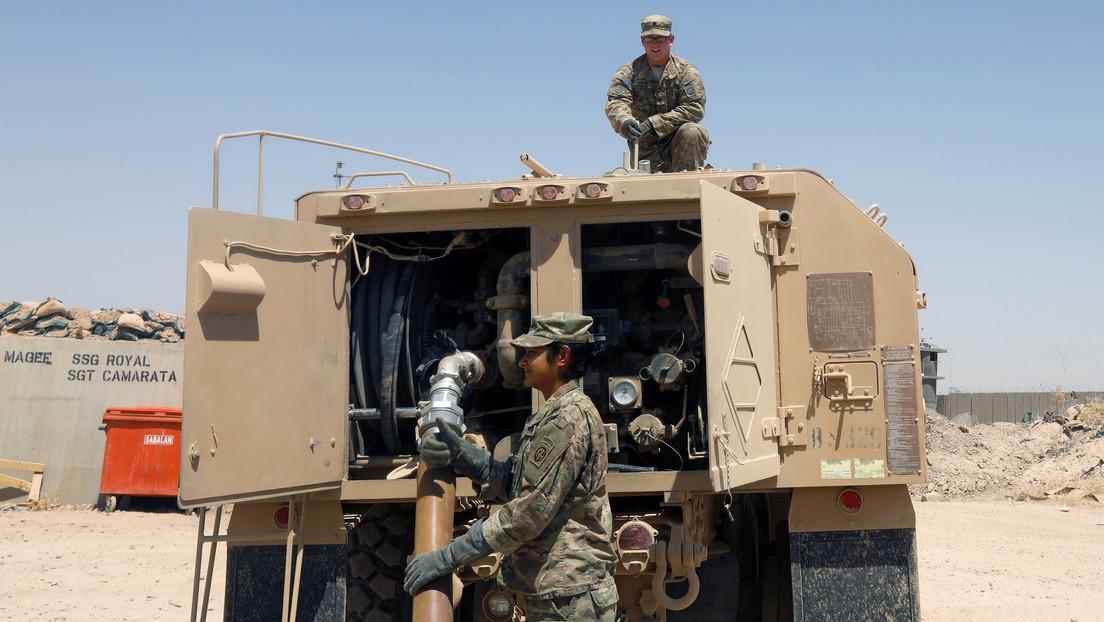 """EE.UU.: """"No hay planes de retirar a nuestras tropas de Irak, son fuerzas para el bien"""""""