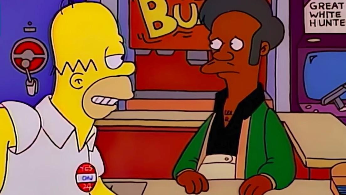 El actor que da voz a Apu en 'Los Simpson' anuncia que dejará de hacerlo