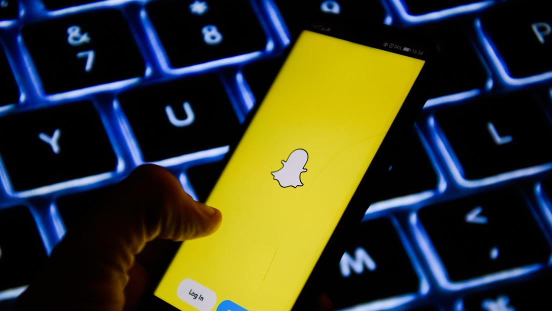 Una adolescente de 14 años secuestrada, drogada y violada logra escapar de sus captores gracias a Snapchat