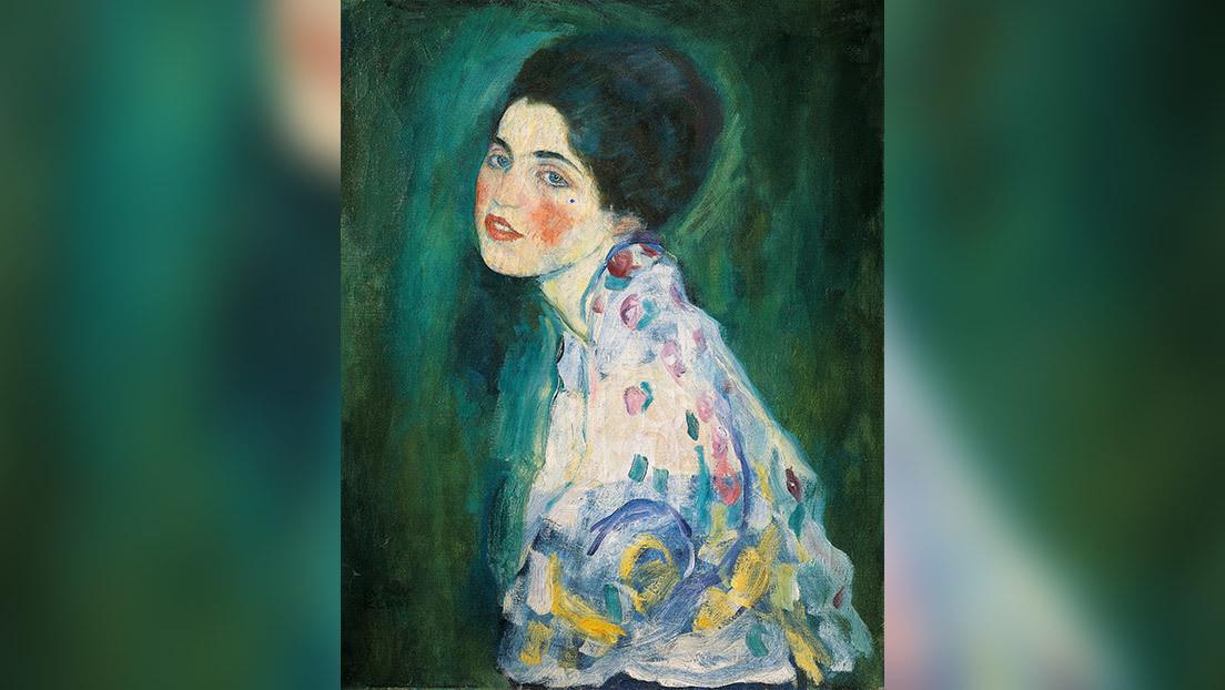 Italia confirma la autenticidad de la obra más buscada de Gustav Klimt, recuperada en la misma galería donde la robaron