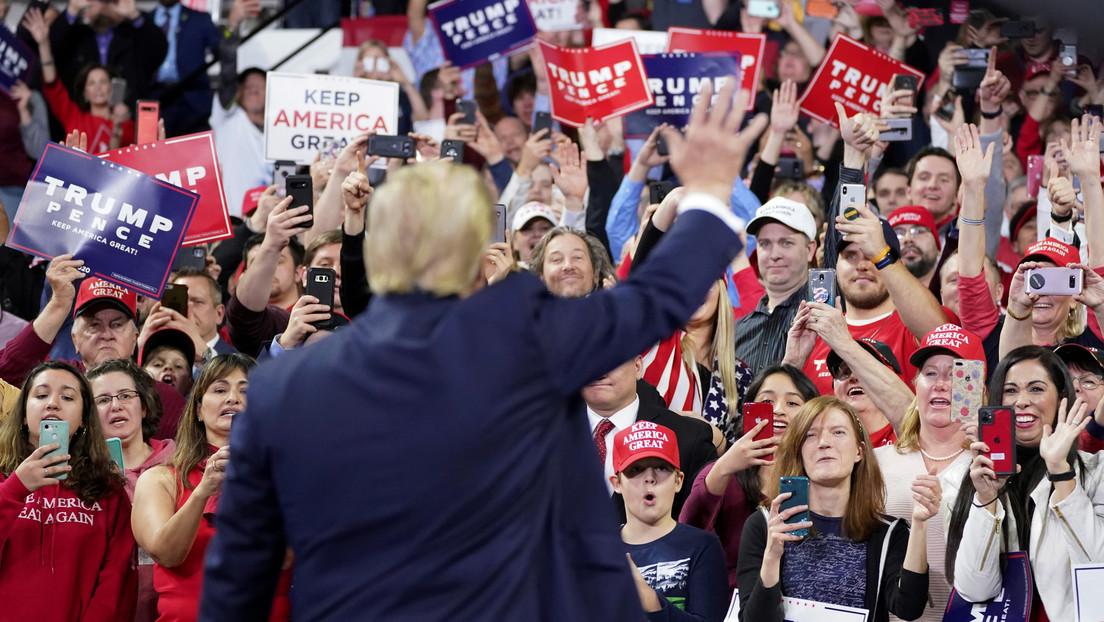 La Casa Blanca publica la dura respuesta de Trump a su citación al Senado, en el marco del juicio político