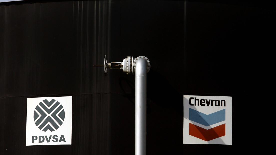 EE.UU. prorroga por tres meses la licencia de la petrolera Chevron para operar en Venezuela