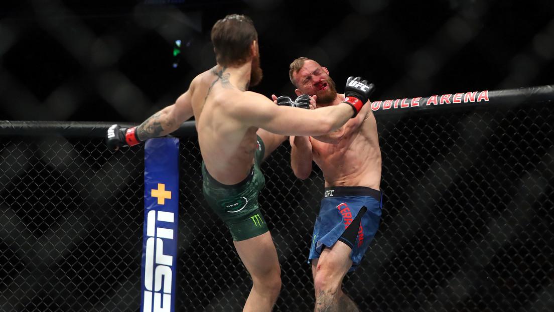 VIDEO: La brutal patada de McGregor que marcó el principio del fin para Cerrone