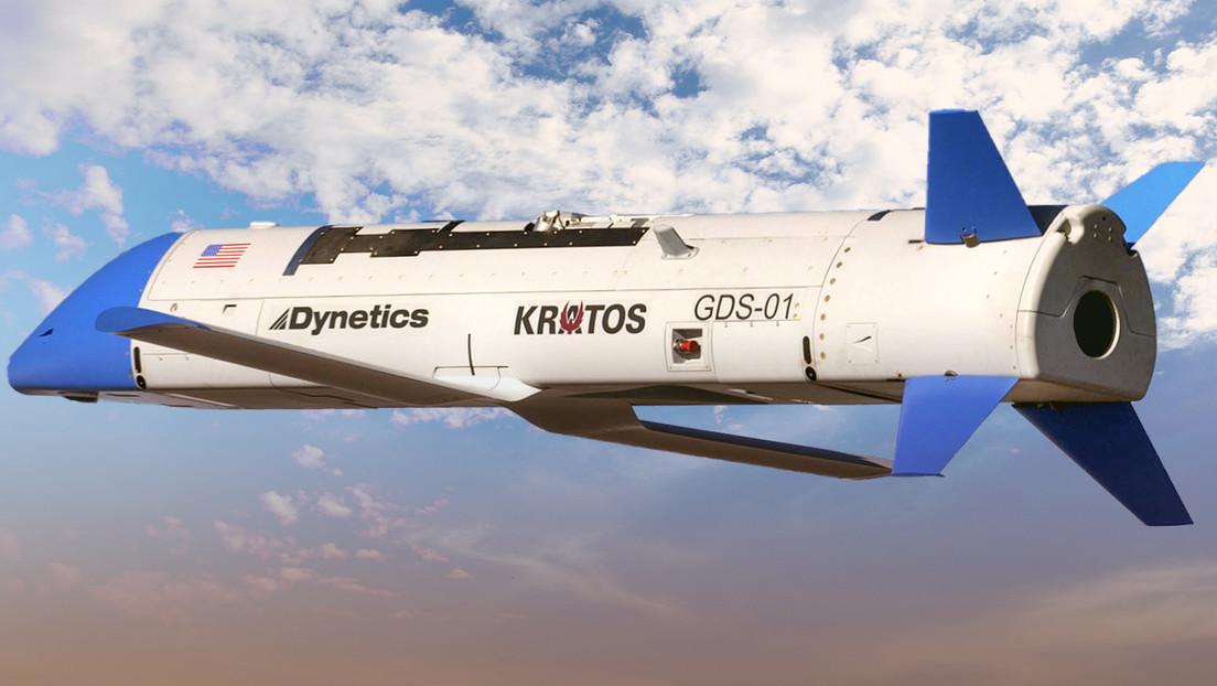 VIDEO: El primer y exitoso vuelo de un dron Gremlin X-61A del Pentágono