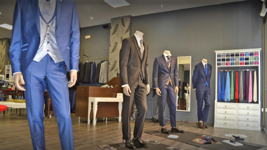 Un tienda en España cobra 15 euros a quien quiera probarse sus trajes de novio