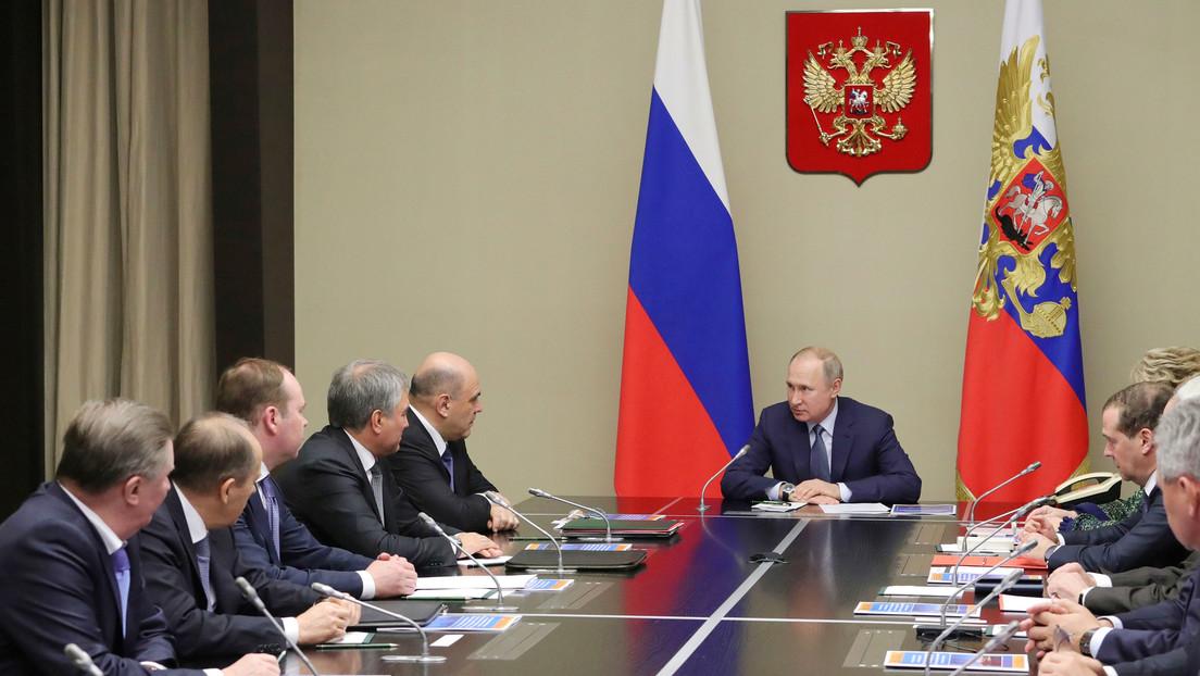 Putin presenta la enmienda a la Constitución que limita a dos los mandatos presidenciales