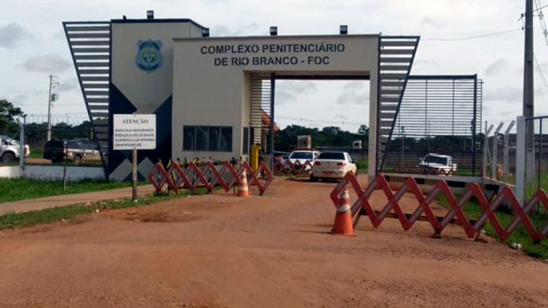 26 presos se fugan de una cárcel de Brasil con cuerdas confeccionadas con sábanas y deslizándose por un muro
