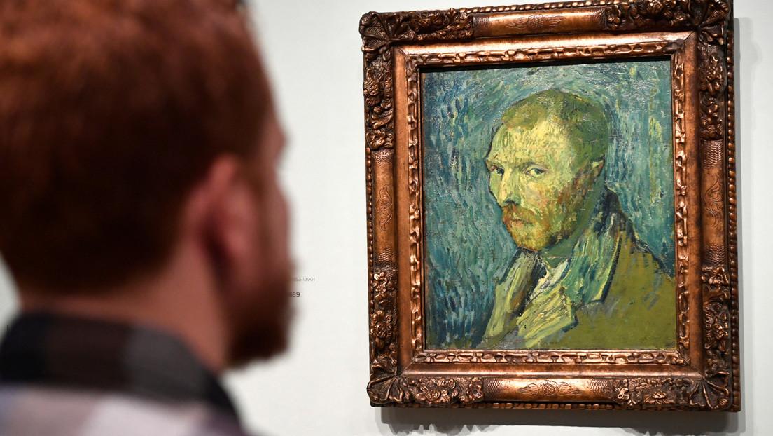 Confirman la autenticidad de un autorretrato de Van Gogh cuya autoría estuvo en duda durante décadas