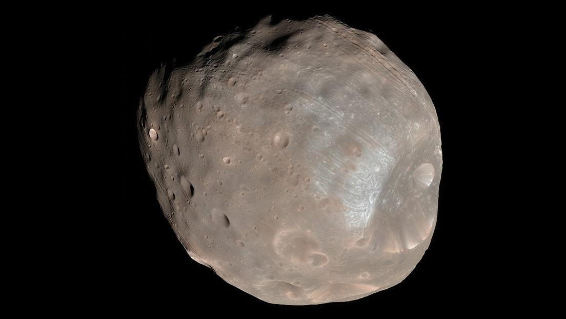 Institutos de Rusia, EE.UU. e Italia plantean la creación de una base habitable en un satélite de Marte