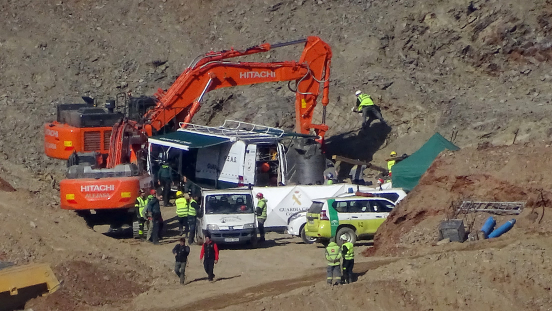 Un año de prisión por homicidio por imprudencia para el dueño del terreno en España donde murió Julen