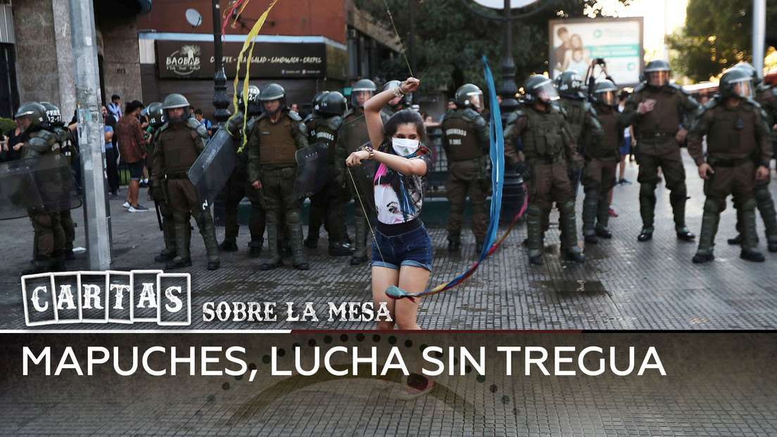 """Sin territorio, no podemos seguir"": Mapuches, lucha sin tregua"