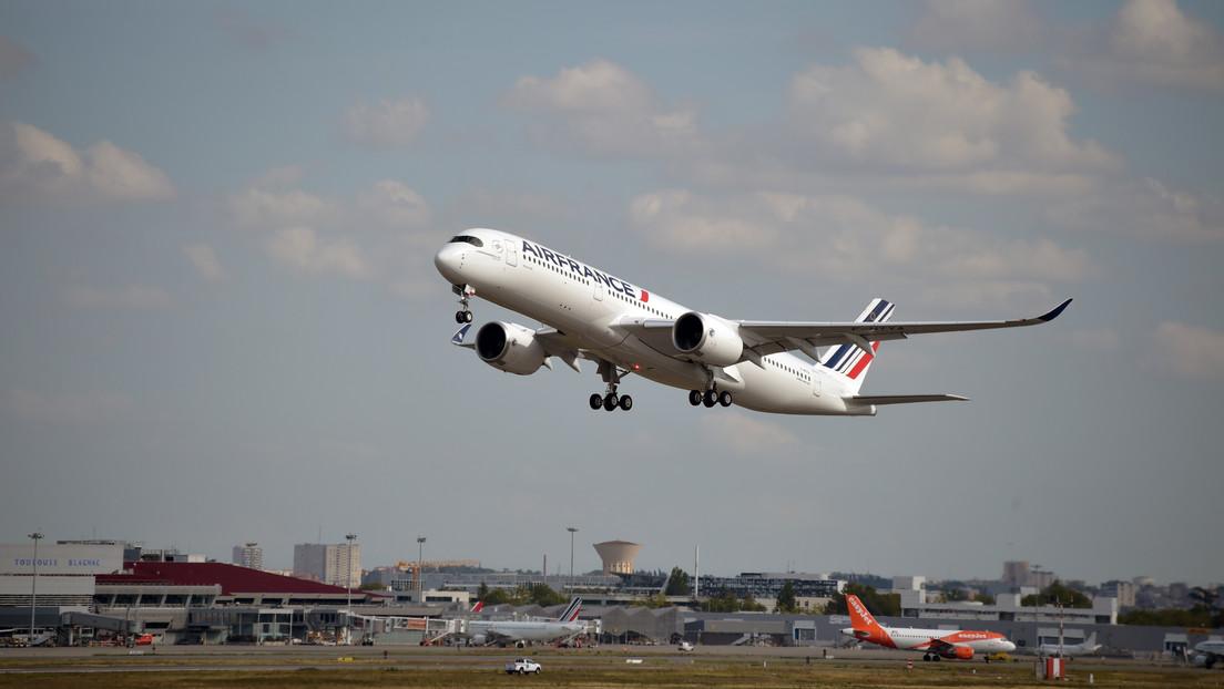 Airbus ensaya con éxito el primer sistema de despegue automático de aviones