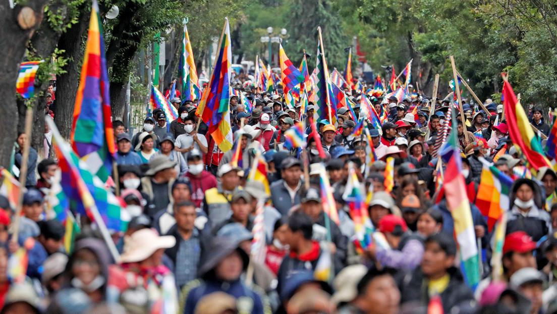 Militarización, discursos y tensión política: así celebra Bolivia el Día del Estado Plurinacional