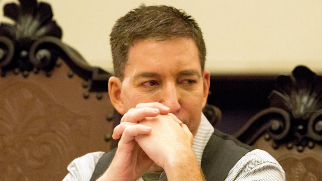 La Fiscalía de Brasil denuncia al periodista Glenn Greenwald por hackeo de celulares