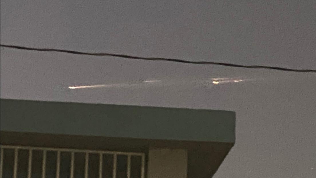 Luces que se desplazan por el cielo desconciertan a los habitantes de Puerto Rico (VIDEOS, FOTO)