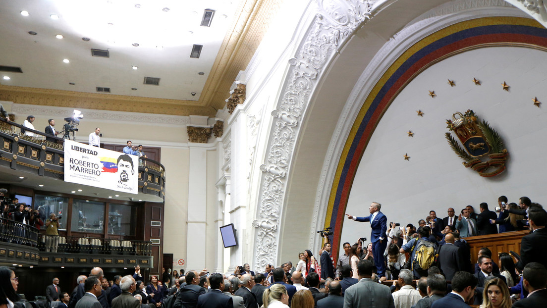 Parlamento venezolano reconoce imposibilidad técnica para elegir un nuevo Consejo Nacional Electoral