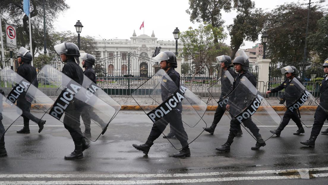 Denunciamos que Perú creará grupo policial para perseguir venezolanos — Arreaza