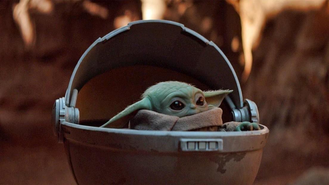 Baby Yoda podría tener una seria competencia en este nuevo bebé de 'La Guerra de las Galaxias' (VIDEO)