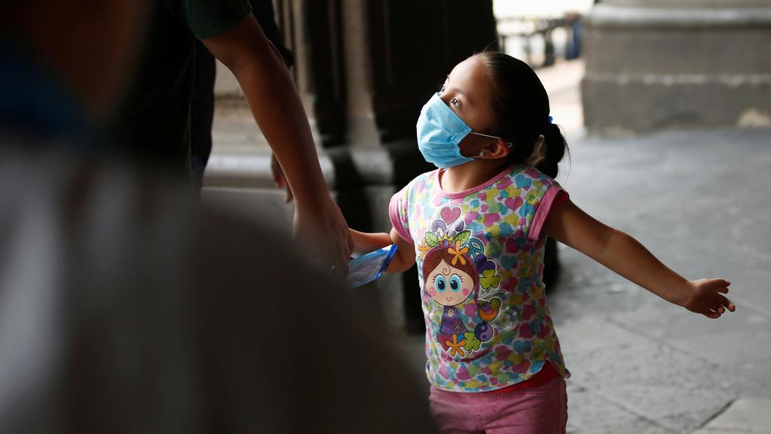 La Secretaría de Salud de México emite un aviso epidemiológico sobre el brote de coronavirus