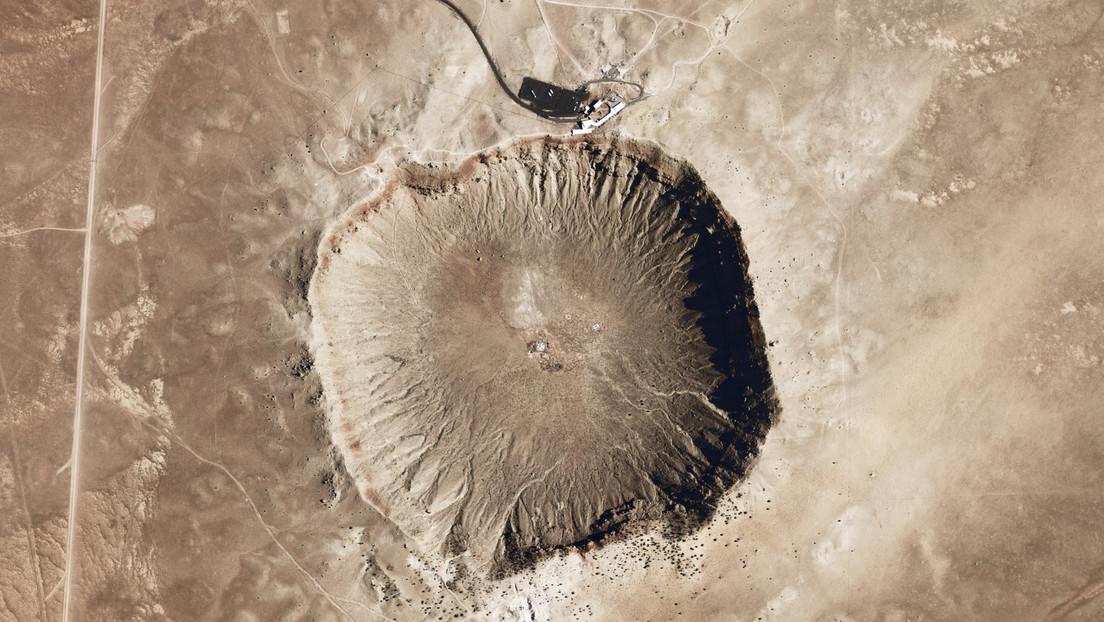 Científicos descubren el cráter más antiguo de la tierra — Yarrabubba