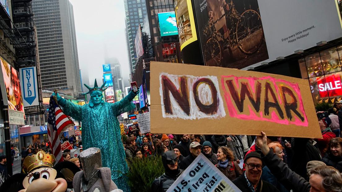 Casi la mitad de los 'millenials' creen que vivirán una tercera guerra mundial