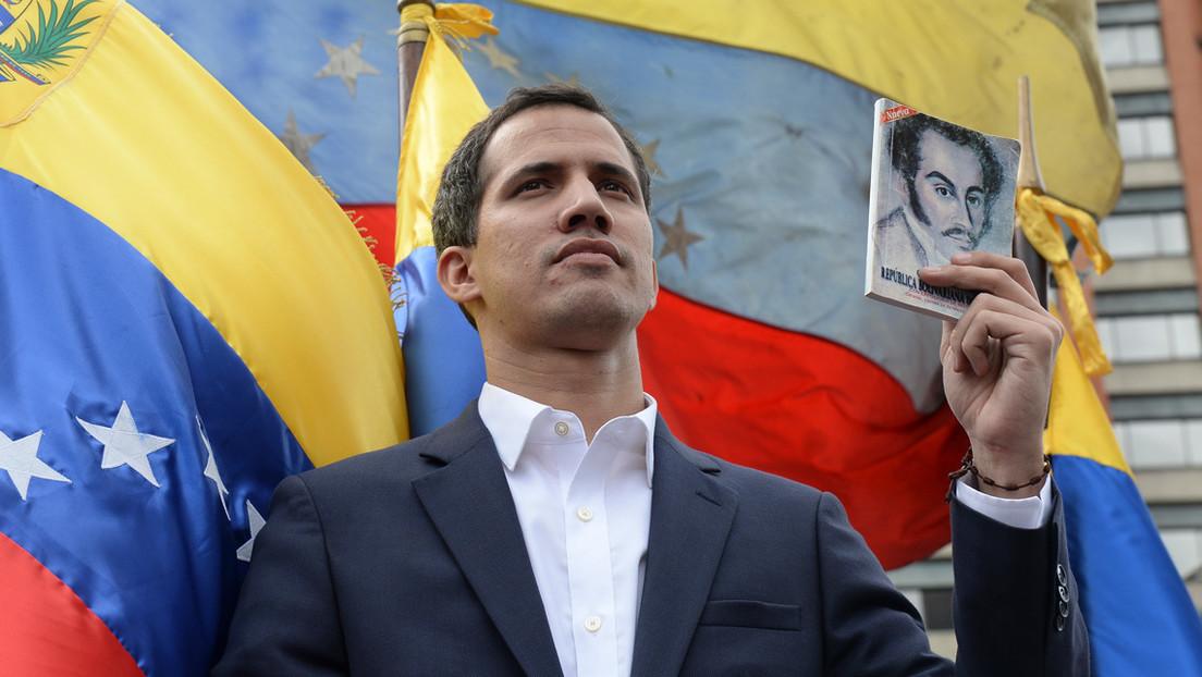 Maduro pidió encarcelación para Guaidó