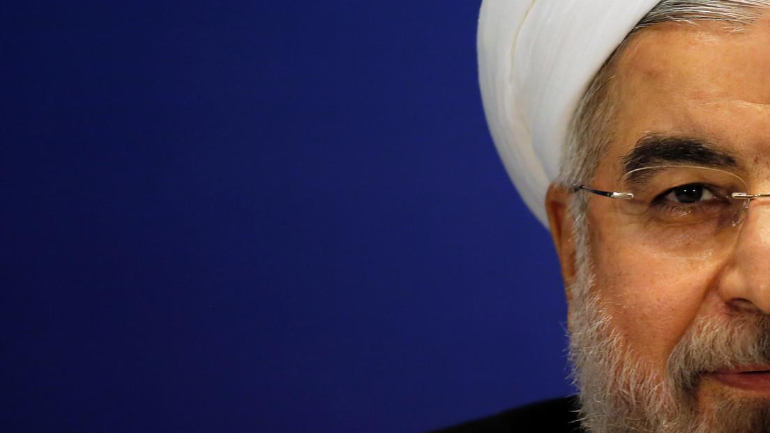 """Rohaní: """"Irán nunca buscará tener armas nucleares, con o sin tratado nuclear"""""""