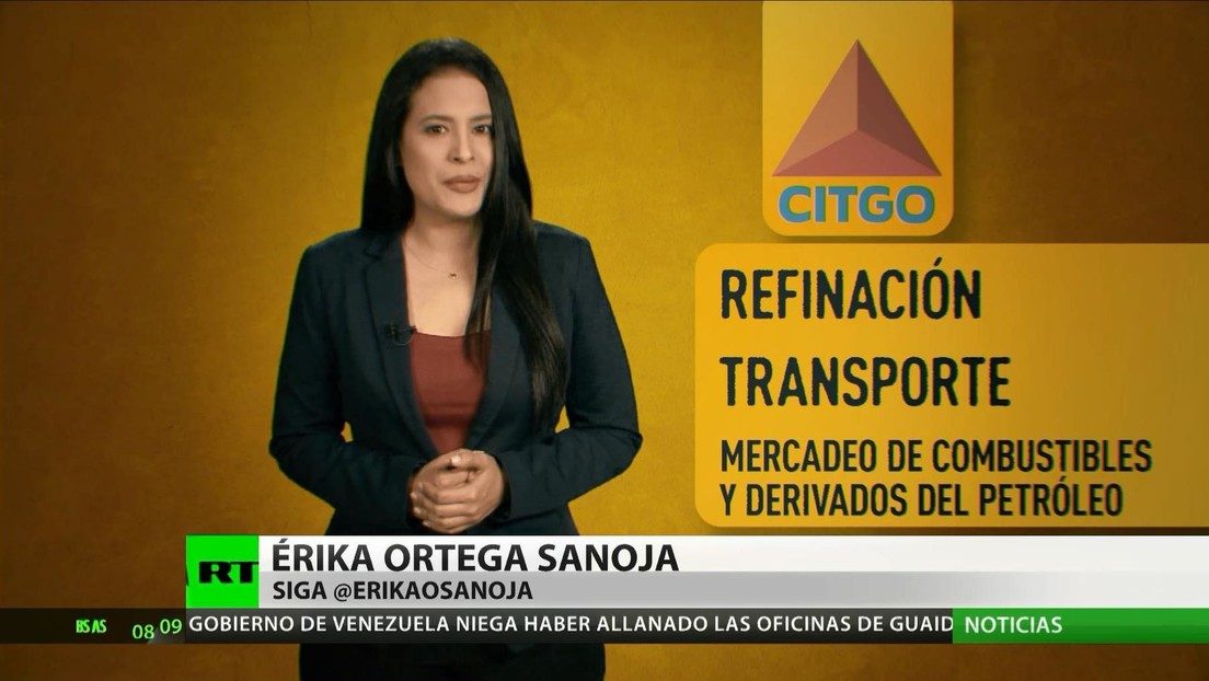 CITGO, batalla con Trump y Guaidó por los activos venezolanos en EE.UU.