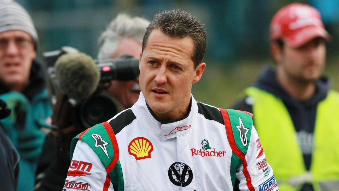 Reportan que tratan de vender fotos robadas de Michael Schumacher en su casa por 1,3 millones de dólares