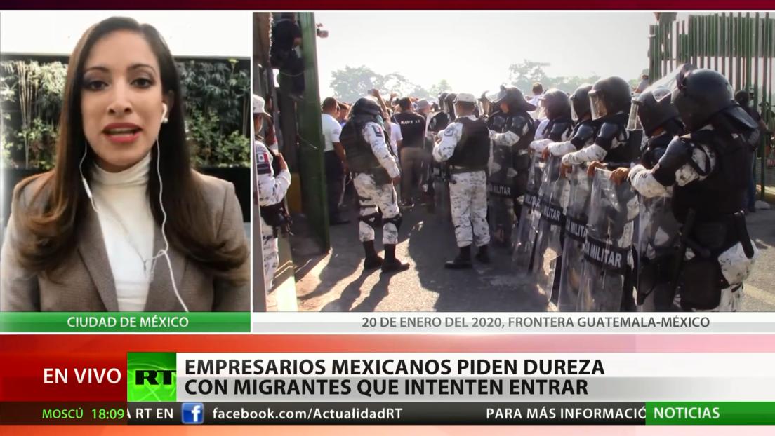 López Obrador: No hubo violencia de la Guardia Nacional contra los inmigrantes