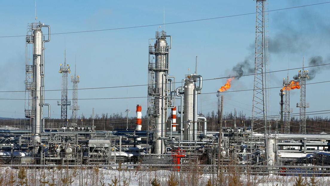 Las sanciones de EE.UU. propiciaron un auge en las ventas de petróleo ruso