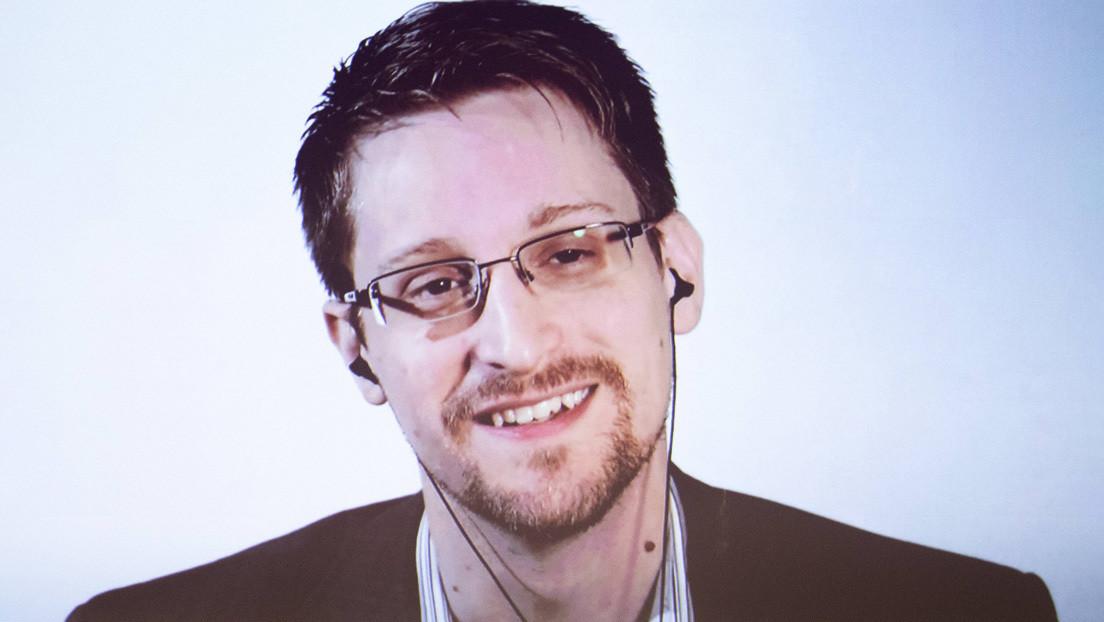 """Edward Snowden: """"Definitivamente, lo volvería a hacer"""""""