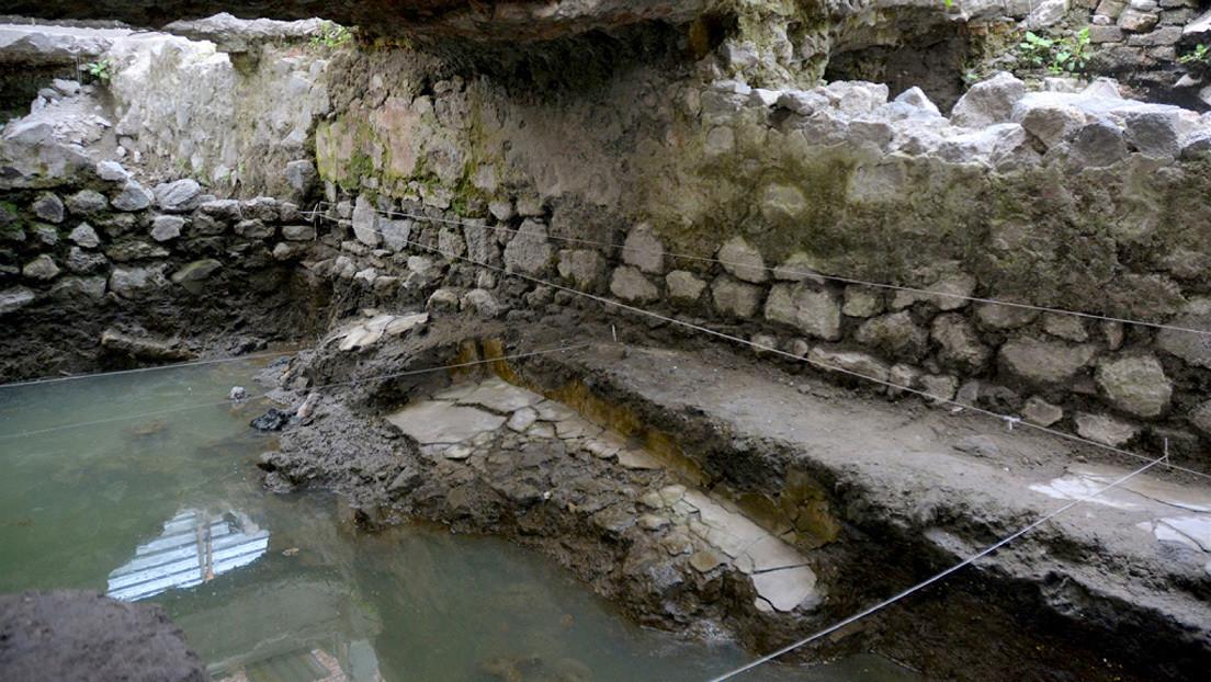Un baño de vapor permite ubicar un barrio prehispánico oculto durante siglos en el corazón de Ciudad de México