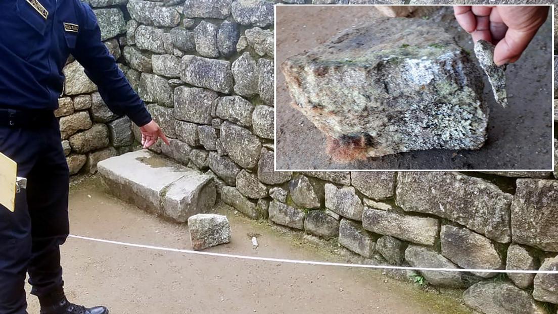 Justicia de Perú condena a tres años y cuatro meses de prisión a un turista argentino que dañó y defecó en Machu Picchu