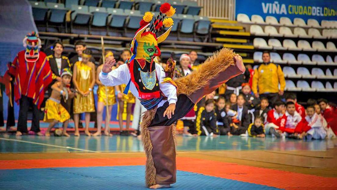 Sojukay, artes marciales al ritmo de música andina (VIDEOS)