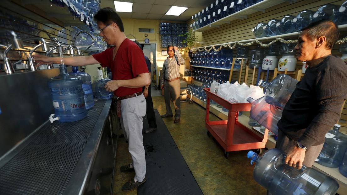 La contaminación química persistente del agua potable en EE.UU. es mucho peor de lo que se pensaba