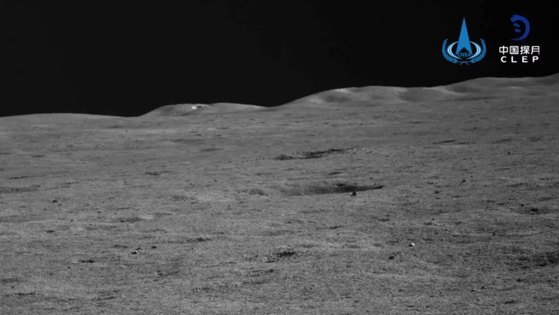 China publishes high-resolution images of the far side of the moon (PHOTO)
