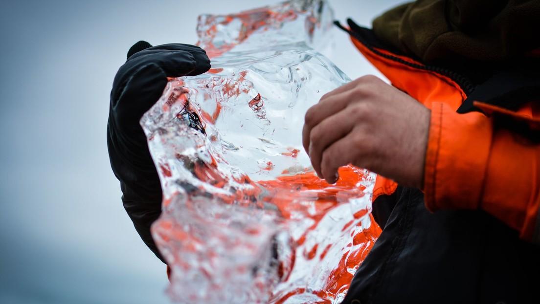 Descubren virus desconocidos de 15.000 años de antigüedad en un glaciar