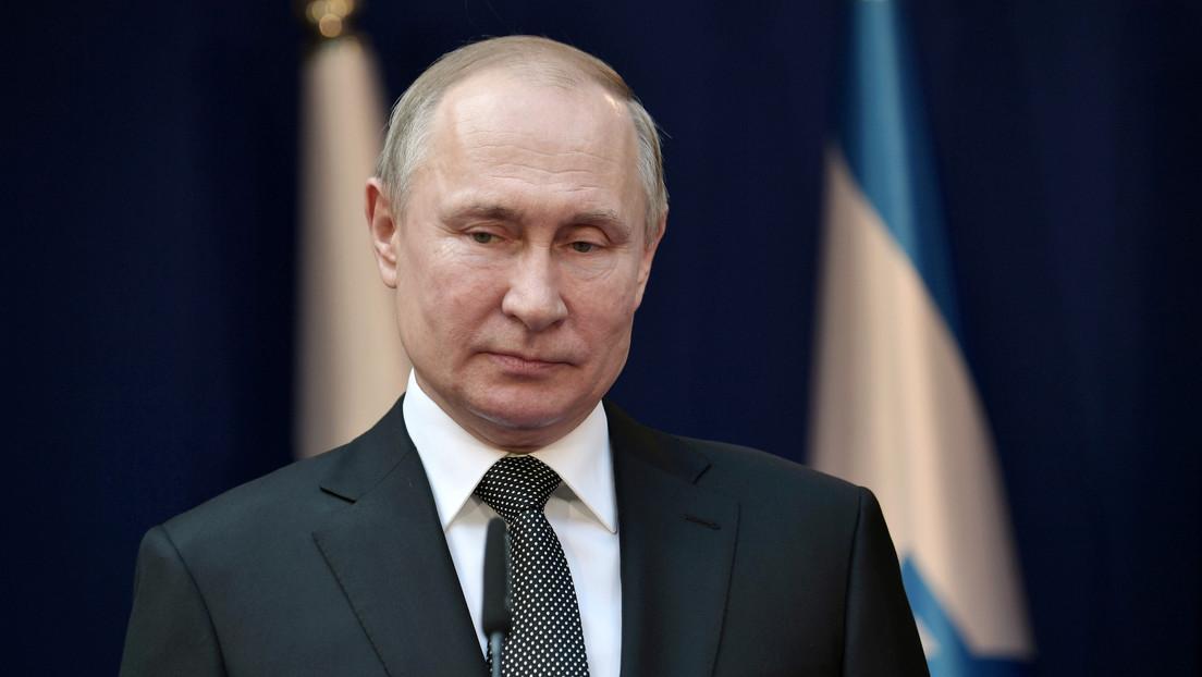 Putin advierte contra la xenofobia y el antisemitismo para evitar otro Auschwitz