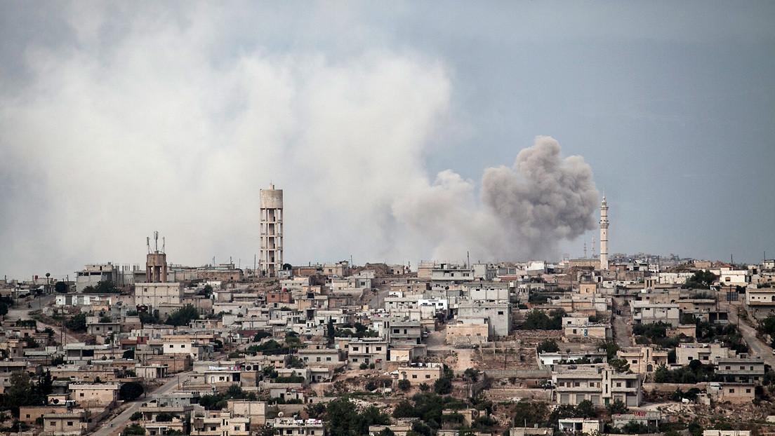 Ataques de extremistas dejan al menos 40 soldados sirios muertos y 80 heridos en Idlib
