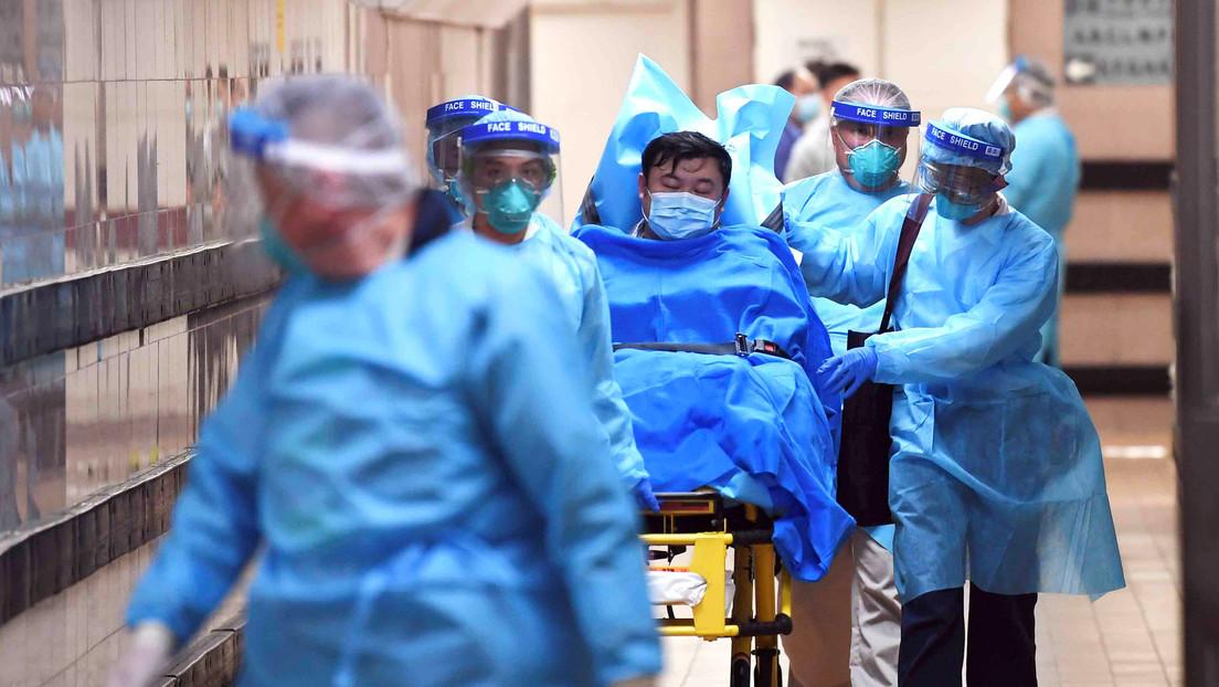 Pekín cancela todas las ceremonias del Año Nuevo chino debido al coronavirus