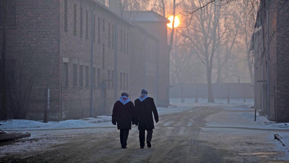 """""""Nunca pensábamos que fuéramos a sobrevivir"""": Las víctimas del Holocausto instan a no olvidar las atrocidades del nazismo"""